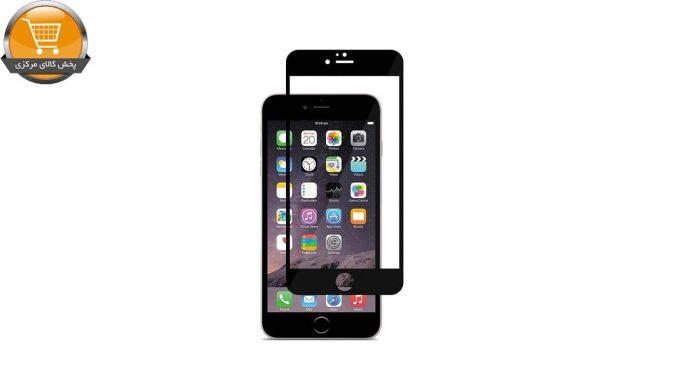 محافظ صفحه نمایش شیشه ای موکول مدل Full Cover مناسب برای گوشی موبایل آیفون 6 پلاس/6s پلاس | پخش کالای مرکزی