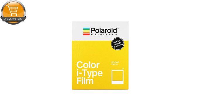 کاغذ چاپ سریع پولاروید مدل Color i-type بسته 8 عددی مخصوص دوربین Polaroid OneStep2 سفیرکالا | پخش کالای مرکزی