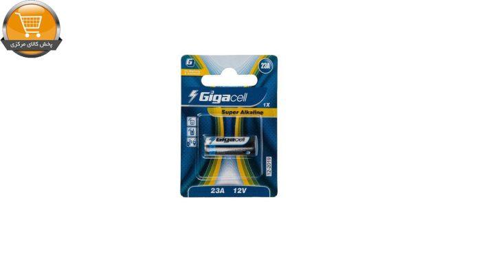 باتری 23A گیگاسل مدل Super Alkaline بسته 1 عددی | پخش کالای مرکزی