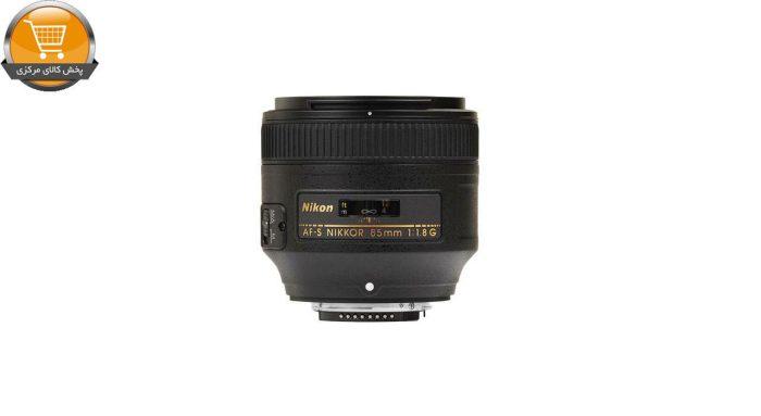 لنز دوربین نیکون مدل 85mm F/1.8G AF-S | پخش کالای مرکزی