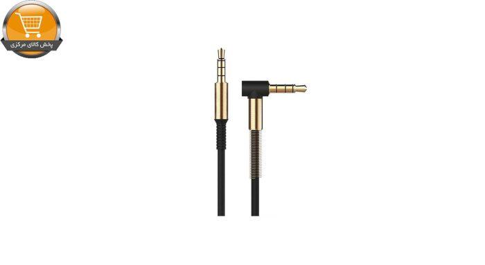 کابل انتقال صدا 3.5 میلی متری جی روم مدل JR-S600 به طول 1 متر | پخش کالای مرکزی
