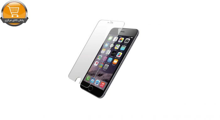 محافظ صفحه نمایش شیشه ای مدل تمپرد مناسب برای گوشی موبایل اپل آیفون 6/6s plus | پخش کالای مرکزی