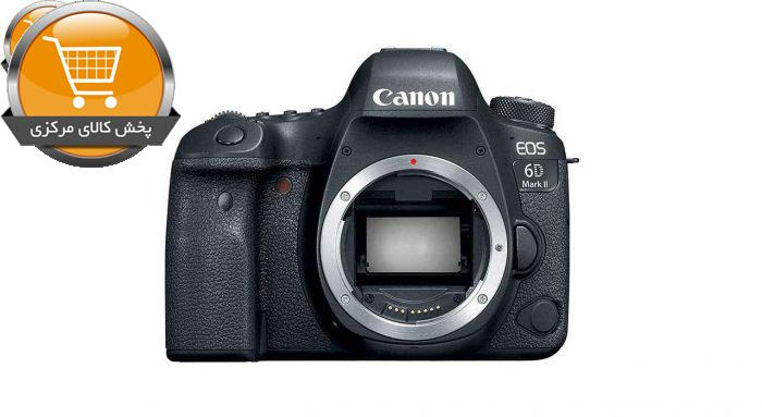 دوربین دیجیتال کانن مدل EOS 6D Mark II بدون لنز | پخش کالای مرکزی
