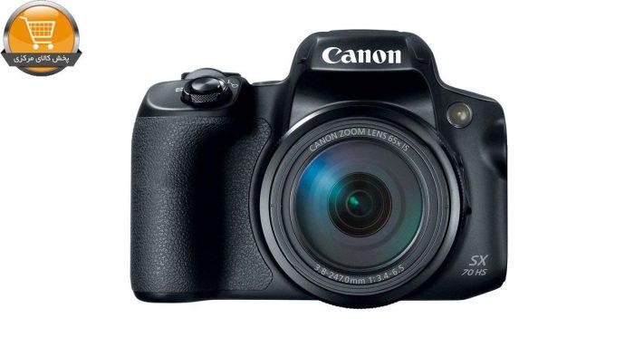 دوربین دیجیتال کانن مدل Powershot SX70 HS | پخش کالای مرکزی