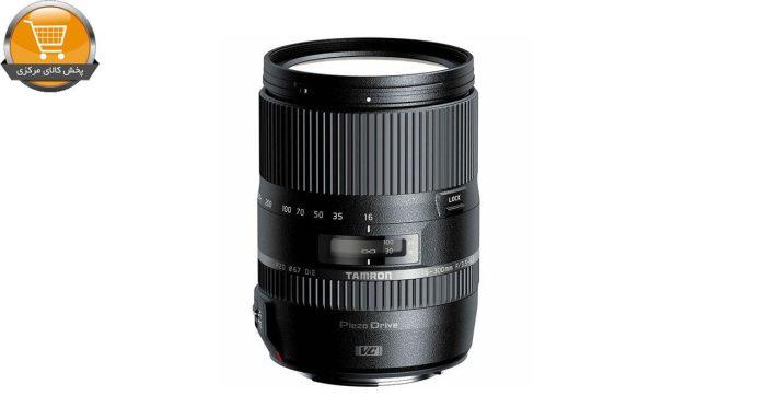 لنز دوربین تامرون مدل MACRO 16-300mm f/3.5-6.3 Di II VC PZD مناسب برای دوربینهای نیکون | پخش کالای مرکزی