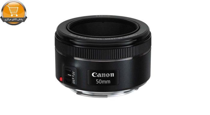 لنز کانن مدل EF 50mm f/1.8 STM | پخش کالای مرکزی