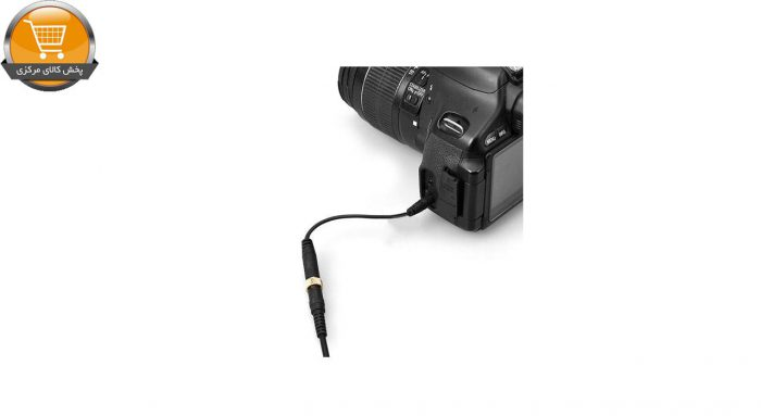 کابل اتصال میکروفن به دوربین کامیکا مدل CVM-CPX | پخش کالای مرکزی