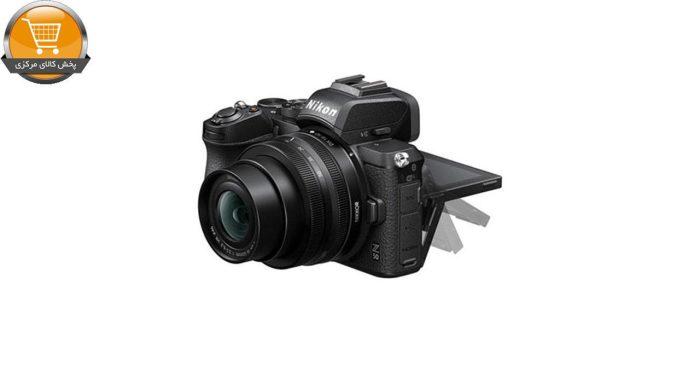 دوربین دیجیتال بدون آینه نیکون مدل Z50 به همراه لنز 50-16 میلی متر | پخش کالای مرکزی