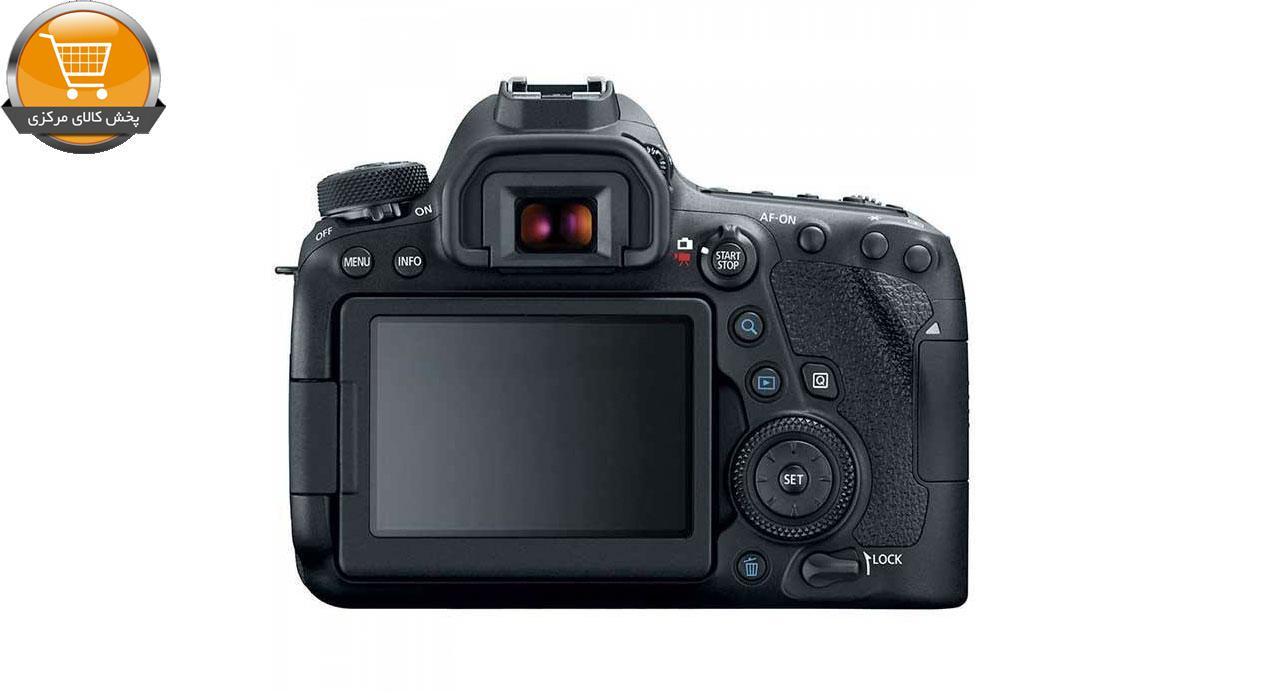 دوربین دیجیتال کانن مدل EOS 6D Mark II به همراه لنز 24-105 میلی متر F4 L IS II | پخش کالای مرکزی