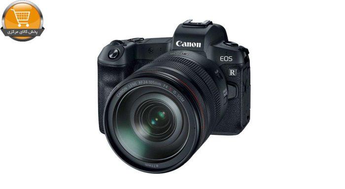 دوربین دیجیتال بدون آینه کانن مدل EOS R به همراه لنز RF 24-105mm و Mount Adapter EF-EOS R | پخش کالای مرکزی