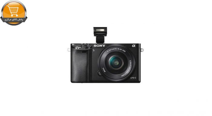 دوربین دیجیتال سونی ILCE-6000 / Alpha A6000 به همراه لنز 50-16 | پخش کالای مرکزی