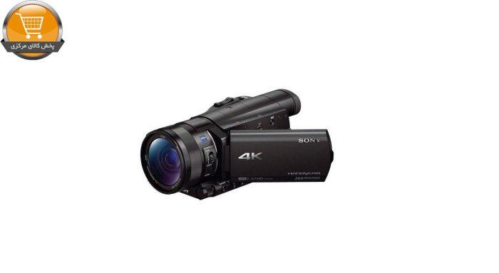 دوربین فیلمبرداری سونی FDR-AX100 | پخش کالای مرکزی