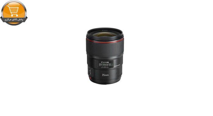 لنز دوربین کانن مدل EF 35mm F/1.4L USM | پخش کالای مرکزی