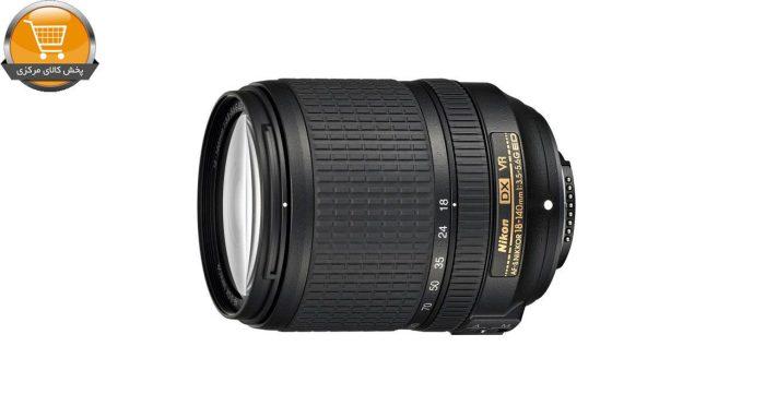 لنز نیکون AF-S 18-140mm f/3.5-5.6G ED DX VR | پخش کالای مرکزی