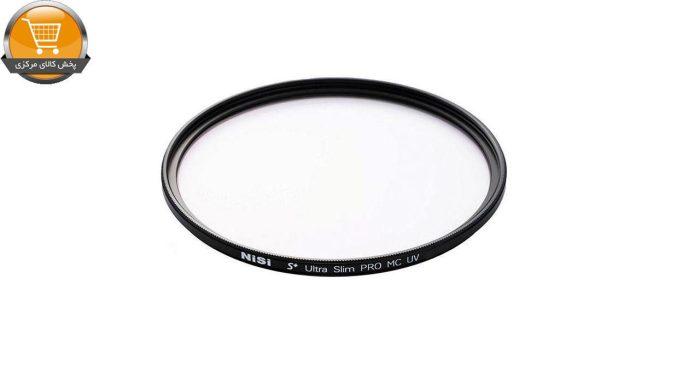 فیلتر لنز نیسی مدل SPLUS Ultra Slim Pro MC UV 82mm | پخش کالای مرکزی