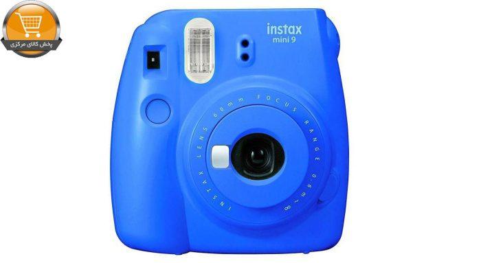 دوربین عکاسی چاپ سریع فوجی فیلم مدل Instax Mini 9 Clear | پخش کالای مرکزی
