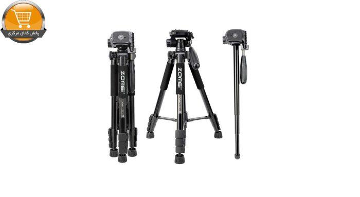 سه پایه دوربین زومی مدل Q222 | پخش کالای مرکزی