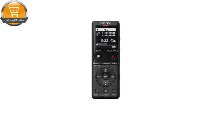 ضبط کننده صدا سونی مدل ICD-UX570 | پخش کالای مرکزی