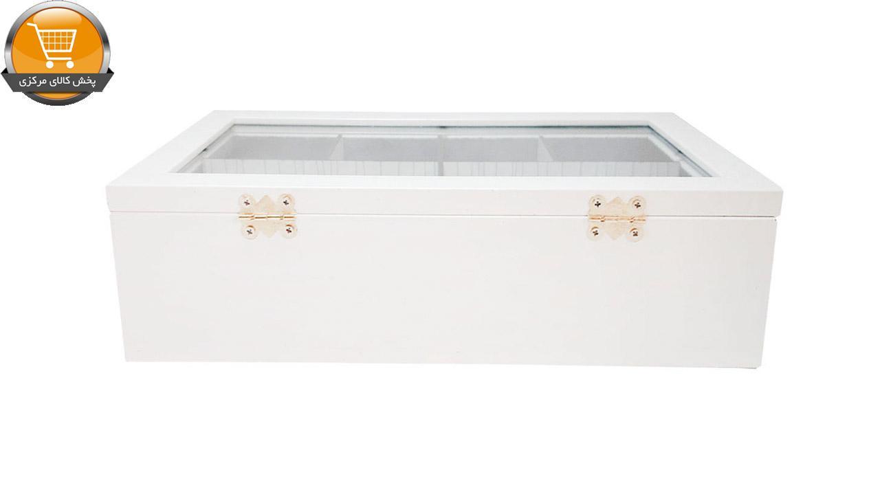 جعبه چای کیسه ای مدل 34200 | پخش کالای مرکزی