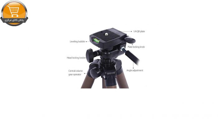 سه پایه دوربین ویفنگ مدل WT-3130 | پخش کالای مرکزی
