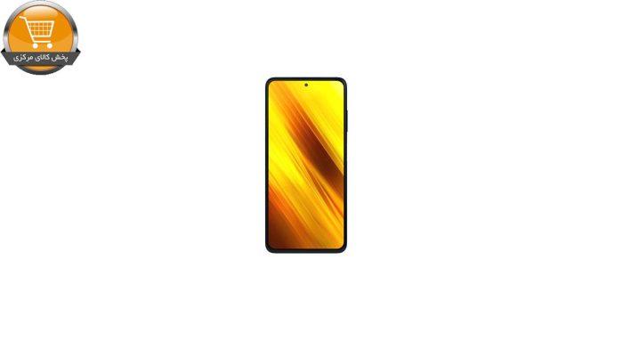 گوشی موبایل شیائومی مدل POCO X3 M2007J20CG دو سیم کارت ظرفیت 128 گیگابایت | پخش کالای مرکزی