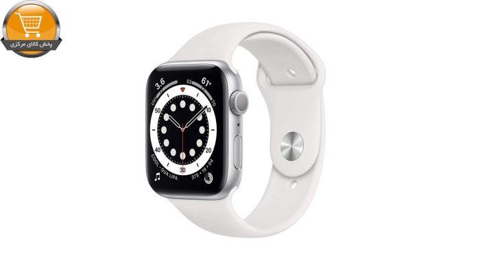 ساعت هوشمند اپل سری 6 مدل Aluminum Case 44mm | پخش کالای مرکزی