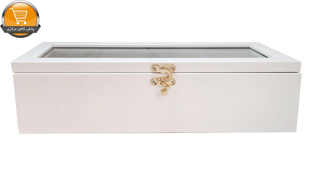 جعبه چای کیسه ای مدل 34194 | پخش کالای مرکزی