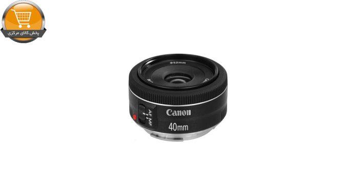 لنز کانن مدل EF 40mm F/2.8 STM | پخش کالای مرکزی
