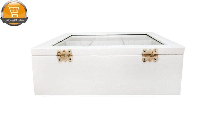 جعبه چای کیسه ای مدل 34197 | پخش کالای مرکزی