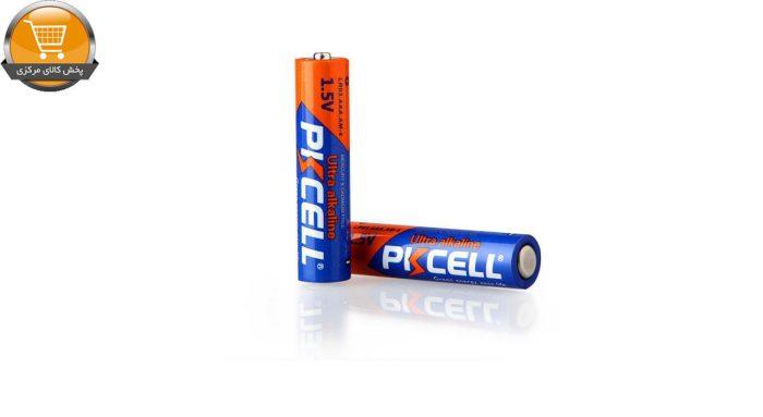 باتری نیم قلمی پی کی سل مدل 2LR03 بسته 2 عددی | پخش کالای مرکزی