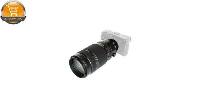 لنز فوجی فیلم مدل XF 100-400mm F4.5-5.6 R LM OIS WR | پخش کالای مرکزی