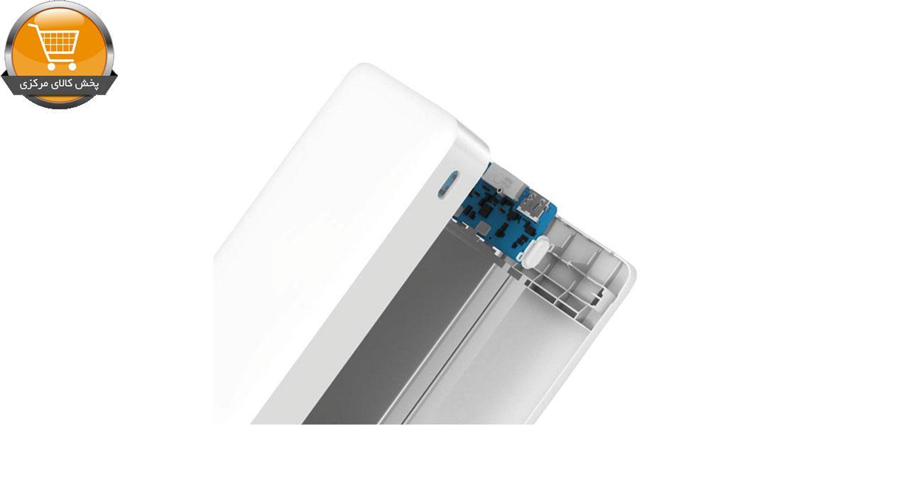 شارژر همراه شیائومی مدل Redmi PB100LZM ظرفیت 10000 میلی آمپر ساعت | پخش کالای مرکزی
