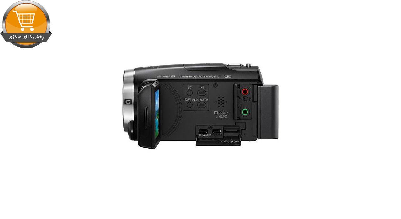 دوربین فیلم برداری سونی مدل HDR-PJ675 | پخش کالای مرکزی