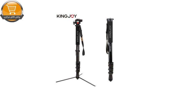 تک پایه دوربین کینگ جوی مدل MP-408FL | پخش کالای مرکزی