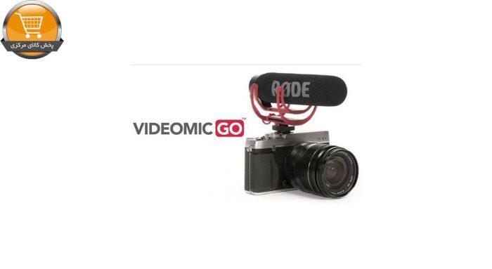 میکروفون دوربین رود Videomic Go | پخش کالای مرکزی