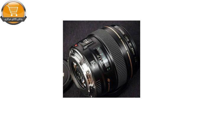 لنز کانن EF 85mm F/1.8 USM   پخش کالای مرکزی