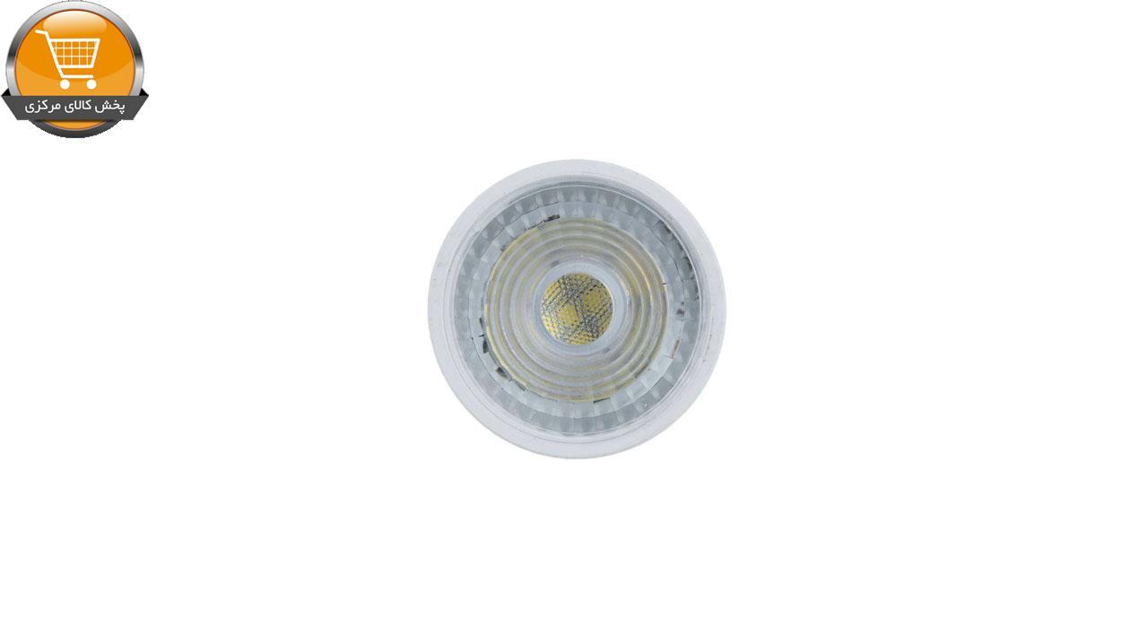 لامپ ال ای دی 7 وات بروکس مدل 3060 بسته 10 عددی به همراه پایه GU10 | پخش کالای مرکزی