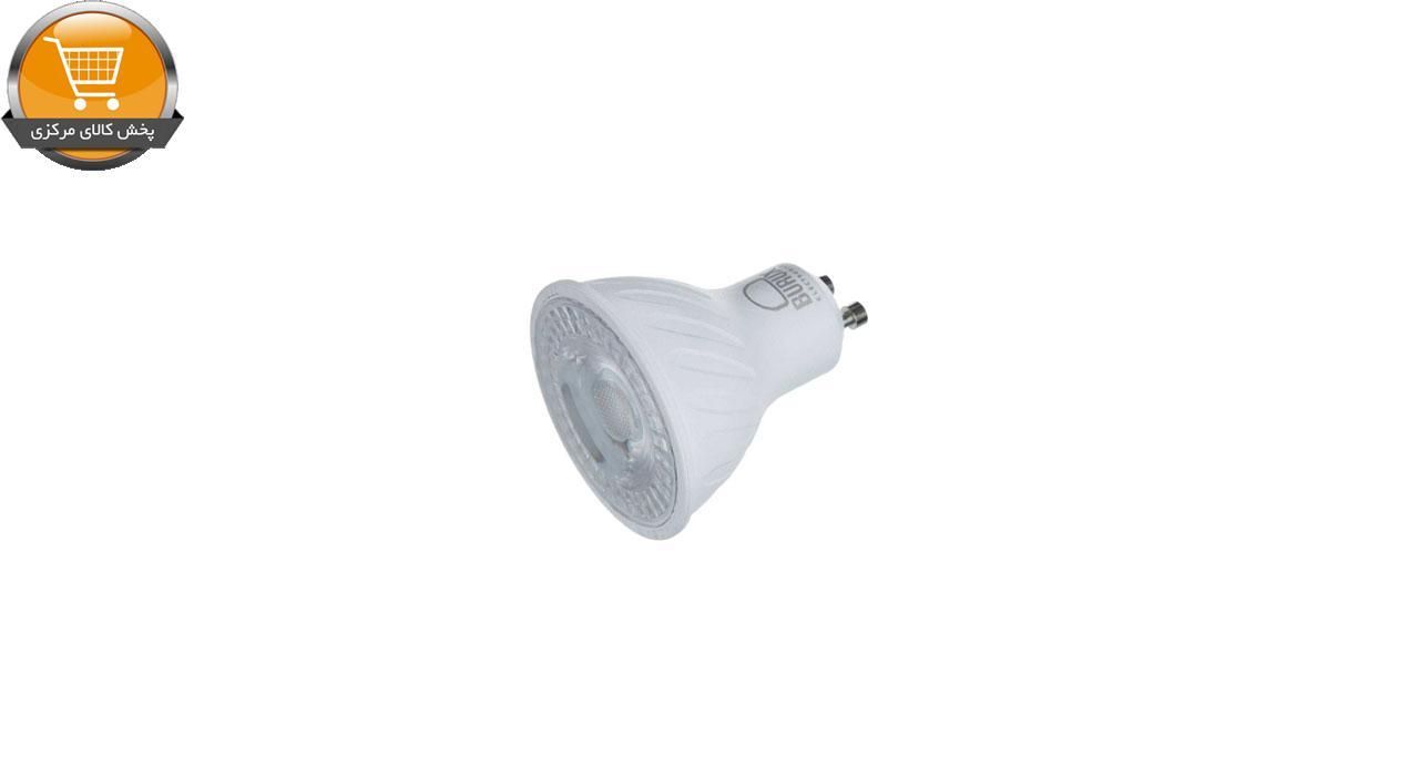 لامپ ال ای دی 7 وات بروکس مدل 3062 بسته 10 عددی به همراه پایه GU10 | پخش کالای مرکزی