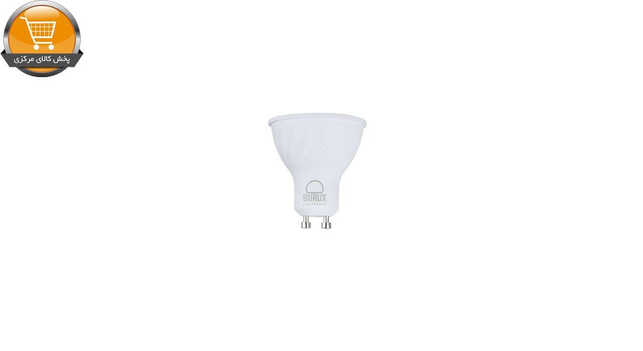 لامپ ال ای دی 7 وات بروکس مدل 3062 بسته 5 تایی به همراه پایه GU10   پخش کالای مرکزی
