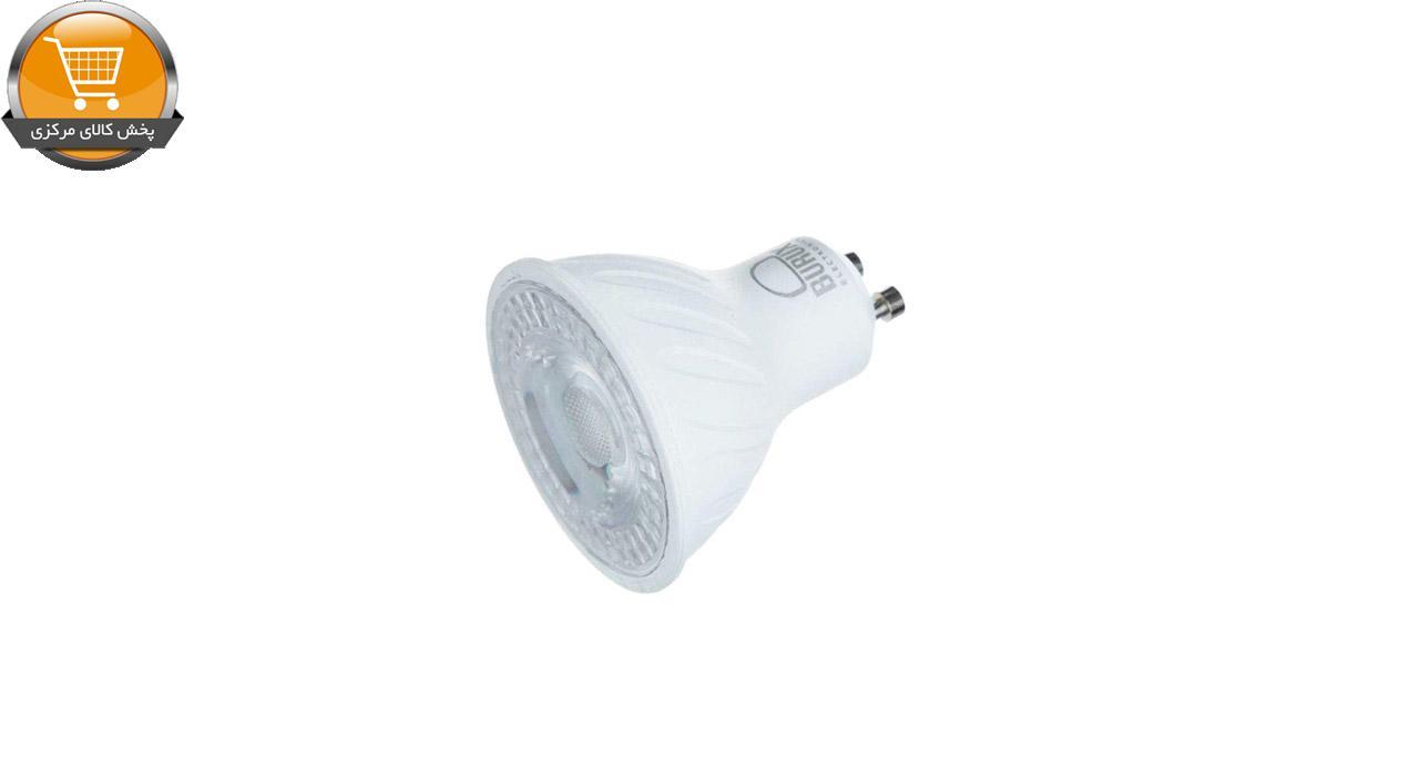 لامپ ال ای دی 7 وات بروکس مدل 3062 پایه GU10 بسته 4 عددی | پخش کالای مرکزی