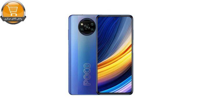 گوشی موبایل شیائومی مدل POCO X3 Pro M2102J20SG دو سیم کارت ظرفیت 256 گیگابایت و 8 گیگابایت رم | پخش کالا مرکزی