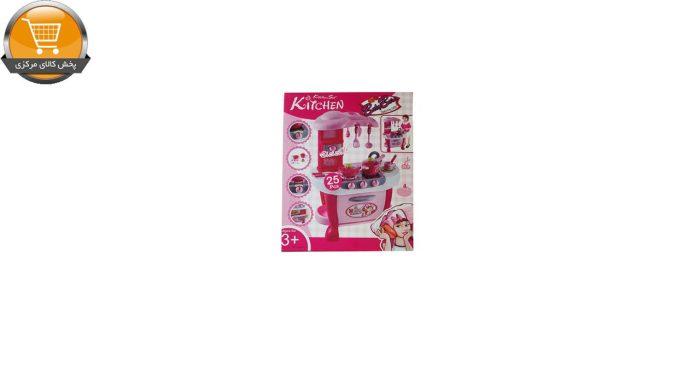 اسباب بازی آشپزخانه مدل 801-008 | پخش کالای مرکزی