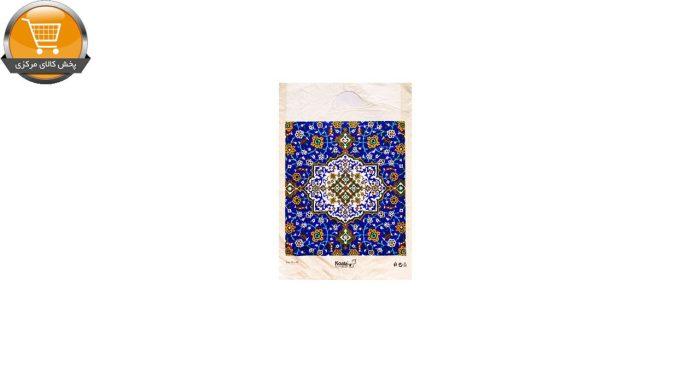 کیسه خرید کوالا مدل 34214 بسته 100 عددی | پخش کالای مرکزی