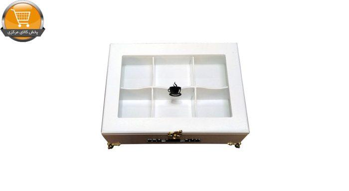 جعبه چای کیسه ای مدل 0307 | پخش کالای مرکزی