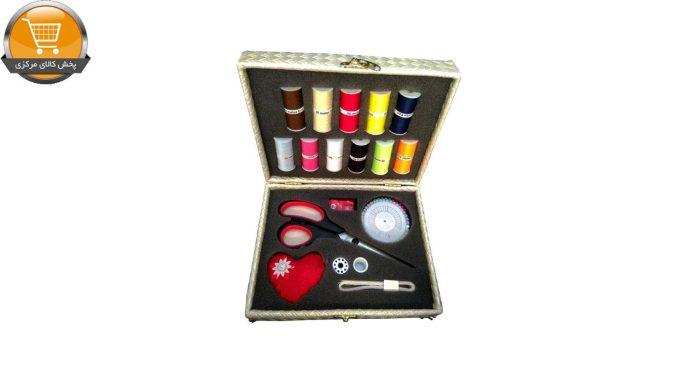 جعبه نخ و سوزن مدل 0309   پخش کالای مرکزی