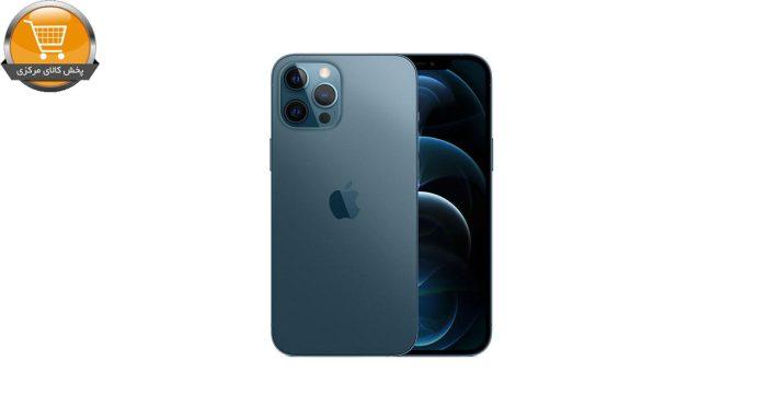 گوشی موبایل اپل مدل iPhone 12 Pro Max A2412 دو سیم کارت ظرفیت 256 گیگابایت | پخش کالای مرکزی
