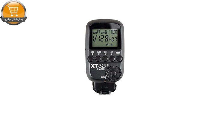 رادیو تریگر گودکس مدل XT32-N مناسب برای دوربین های نیکون | پخش کالای مرکزی