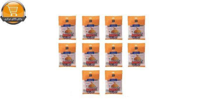 کیسه زباله کوالا مدل 0207 - 10 بسته 18 عددی | پخش کالای مرکزی