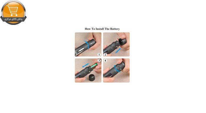 موزن گوش و بینی تاچ بیوتی مدل TB0616 | پخش کالای مرکزی