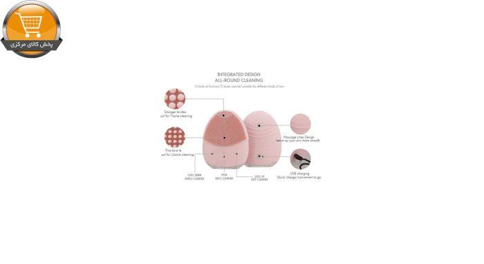 برس پاکسازی پوست تی تی لایف مدل T1 | پخش کالای مرکزی